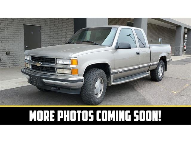 1998 Chevrolet C/K 1500 (CC-1533618) for sale in Mankato, Minnesota