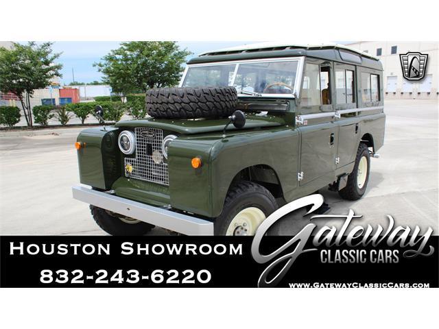 1966 Land Rover Santana (CC-1533622) for sale in O'Fallon, Illinois