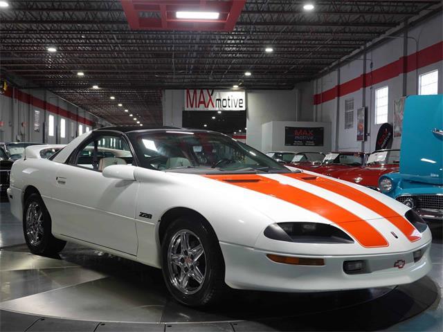 1997 Chevrolet Camaro (CC-1533623) for sale in Pittsburgh, Pennsylvania