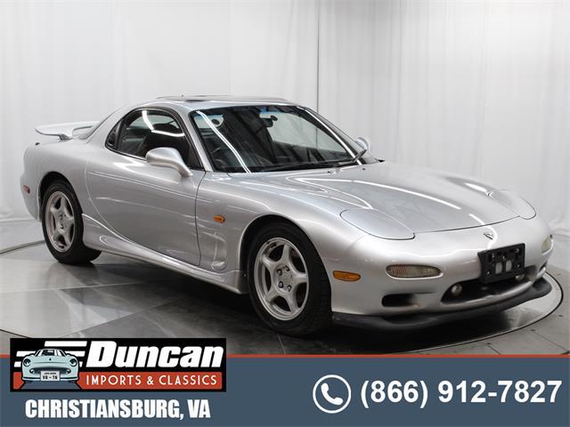 1996 Mazda RX-7 (CC-1533626) for sale in Christiansburg, Virginia