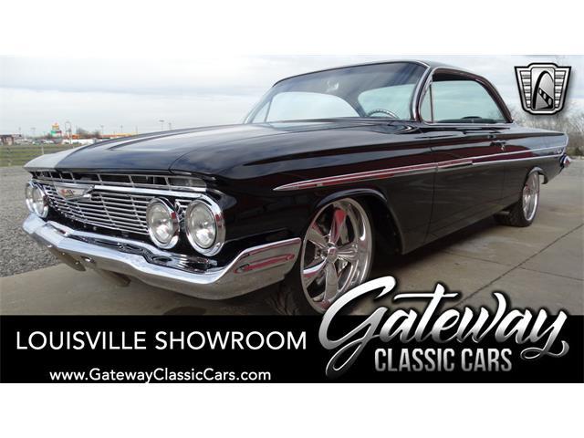 1961 Chevrolet Impala (CC-1533630) for sale in O'Fallon, Illinois
