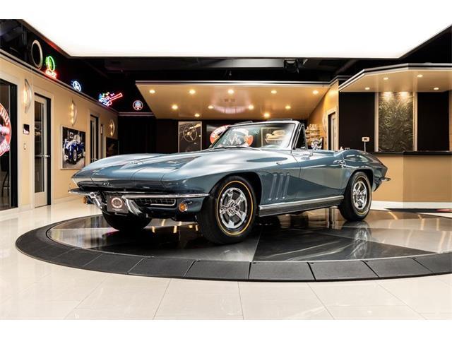 1966 Chevrolet Corvette (CC-1533637) for sale in Plymouth, Michigan