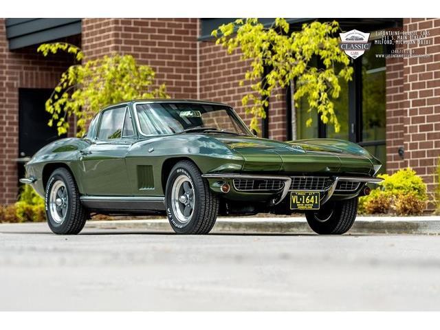 1967 Chevrolet Corvette (CC-1533645) for sale in Milford, Michigan
