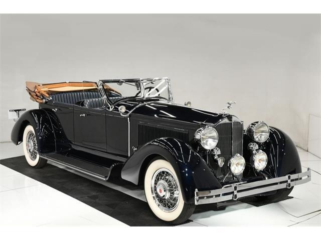 1930 Packard Phaeton (CC-1533650) for sale in Punta Gorda, Florida