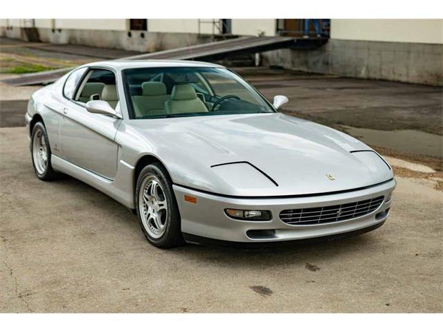 1997 Ferrari 456 (CC-1533659) for sale in Jackson, Mississippi