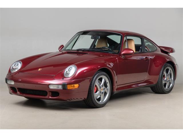 1996 Porsche 993 (CC-1533661) for sale in Scotts Valley, California