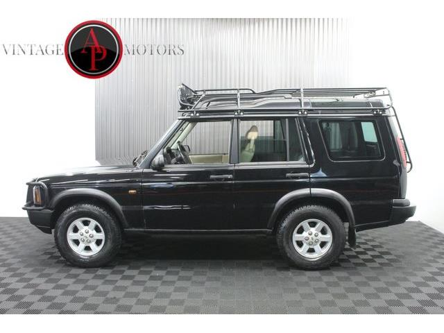 2003 Land Rover Discovery (CC-1533668) for sale in Statesville, North Carolina