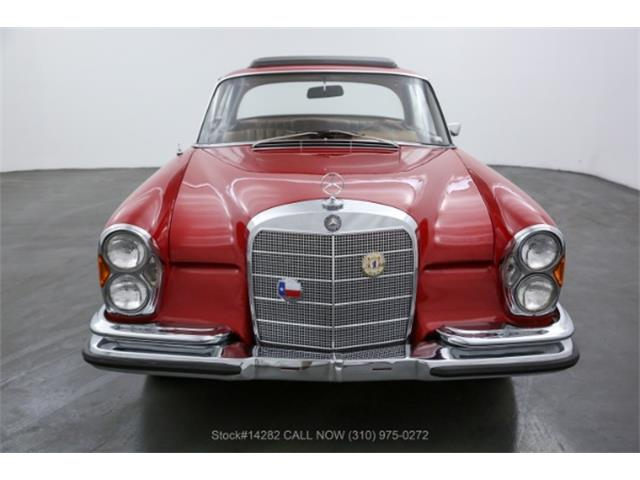 1967 Mercedes-Benz 280SE (CC-1530367) for sale in Beverly Hills, California