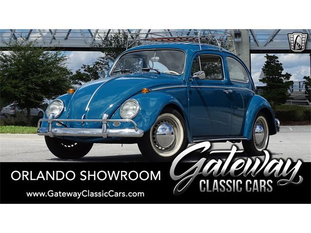 1966 Volkswagen Beetle (CC-1533675) for sale in O'Fallon, Illinois