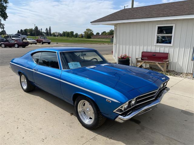 1969 Chevrolet Chevelle (CC-1533678) for sale in Brookings, South Dakota