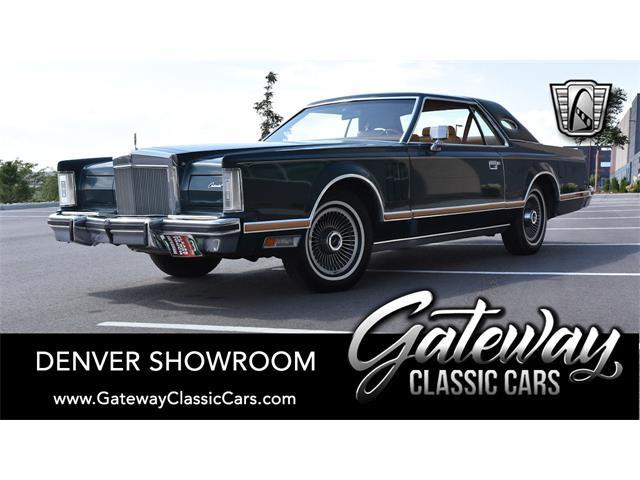 1978 Lincoln Continental Mark V (CC-1530368) for sale in O'Fallon, Illinois