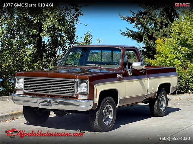 1977 GMC Sierra (CC-1533680) for sale in Gladstone, Oregon