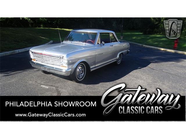 1963 Chevrolet Nova (CC-1533682) for sale in O'Fallon, Illinois