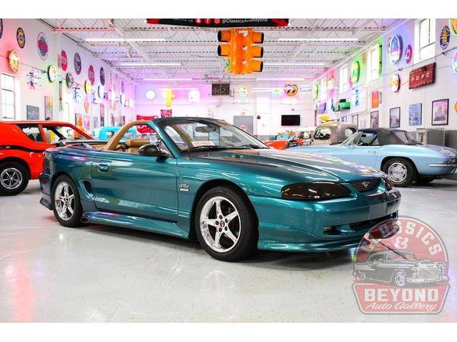 1998 Ford Mustang (CC-1533685) for sale in Wayne, Michigan