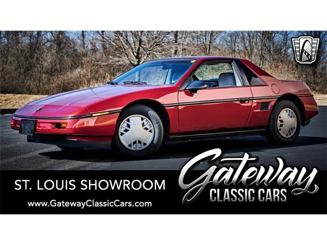 1987 Pontiac Fiero (CC-1533689) for sale in O'Fallon, Illinois