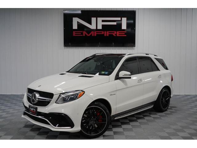 2016 Mercedes-Benz GLE-Class (CC-1533691) for sale in North East, Pennsylvania