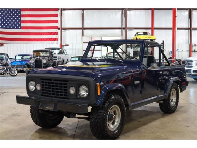 1972 Jeep Commando (CC-1530037) for sale in Kentwood, Michigan