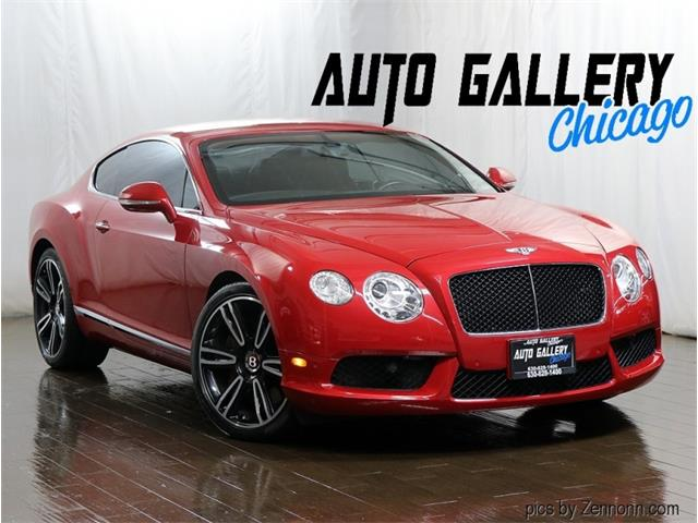 2013 Bentley Continental GT (CC-1533700) for sale in Addison, Illinois