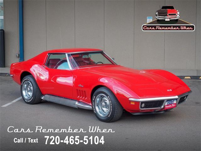 1969 Chevrolet Corvette (CC-1533703) for sale in Englewood, Colorado