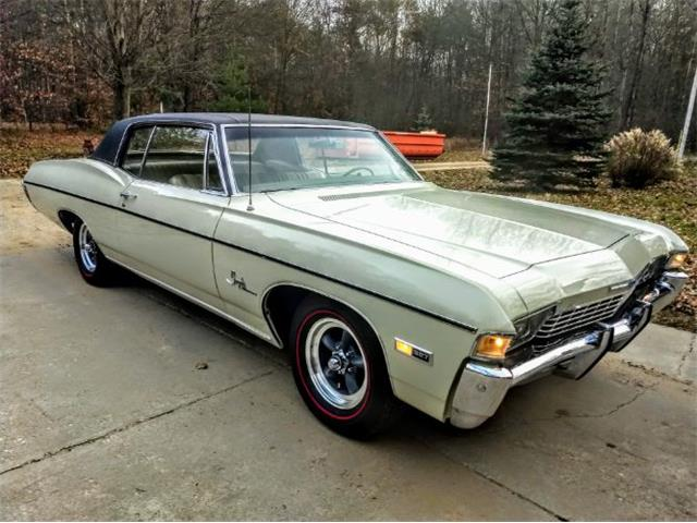 1968 Chevrolet Impala (CC-1533709) for sale in Cadillac, Michigan