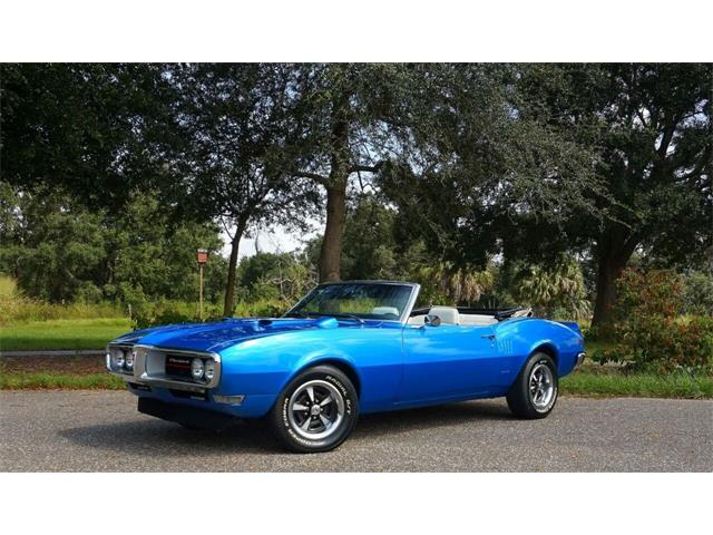 1968 Pontiac Firebird (CC-1533710) for sale in Clearwater, Florida