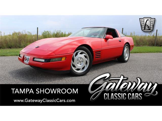 1993 Chevrolet Corvette (CC-1533716) for sale in O'Fallon, Illinois