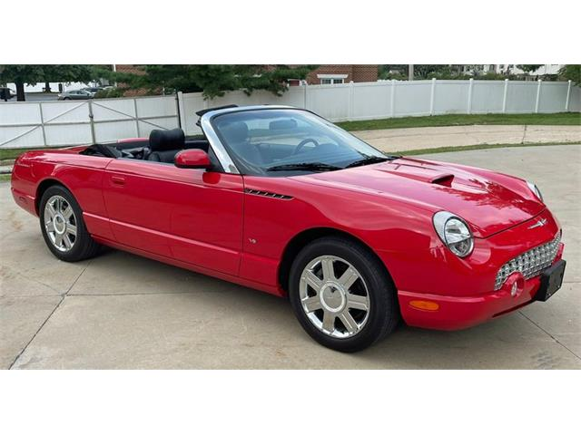 2004 Ford Thunderbird (CC-1533730) for sale in West Chester, Pennsylvania