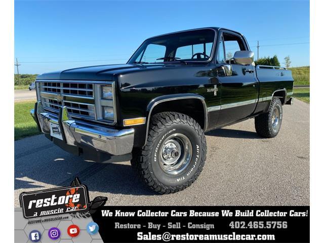 1986 Chevrolet K-10 (CC-1533737) for sale in Lincoln, Nebraska