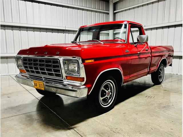 1978 Ford F100 (CC-1533739) for sale in Largo, Florida