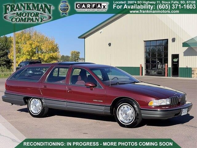 1991 Oldsmobile Custom Cruiser (CC-1533741) for sale in Sioux Falls, South Dakota