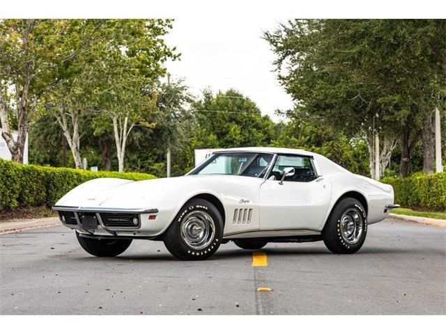 1969 Chevrolet Corvette (CC-1533747) for sale in Orlando, Florida