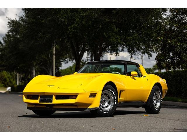 1980 Chevrolet Corvette (CC-1533748) for sale in Orlando, Florida