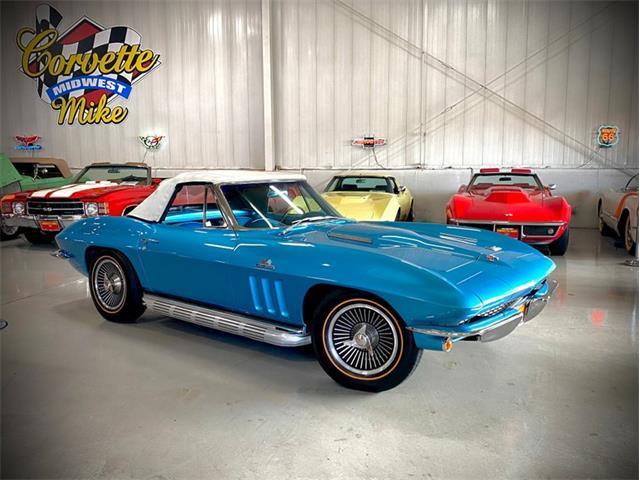 1966 Chevrolet Corvette (CC-1533753) for sale in Burr Ridge, Illinois
