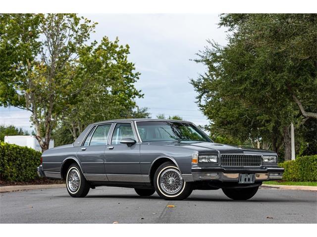 1990 Chevrolet Caprice (CC-1533756) for sale in Orlando, Florida