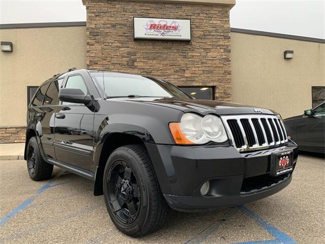 2008 Jeep Grand Cherokee (CC-1533759) for sale in Bismarck, North Dakota