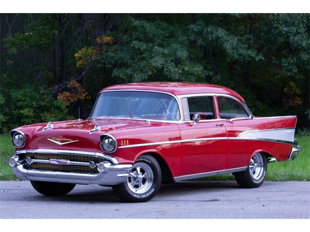 1957 Chevrolet Bel Air (CC-1533765) for sale in Elyria, Ohio