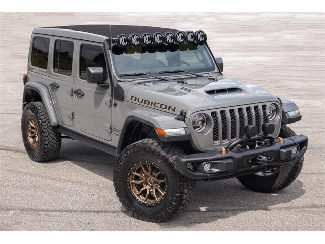 2021 Jeep Wrangler (CC-1533766) for sale in Ocala, Florida