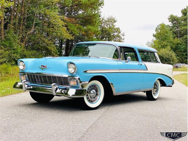 1956 Chevrolet Nomad (CC-1533771) for sale in Benson, North Carolina