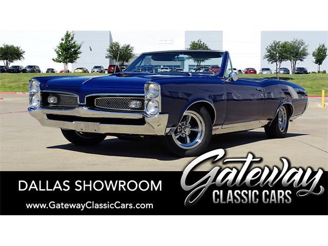 1967 Pontiac GTO (CC-1530378) for sale in O'Fallon, Illinois