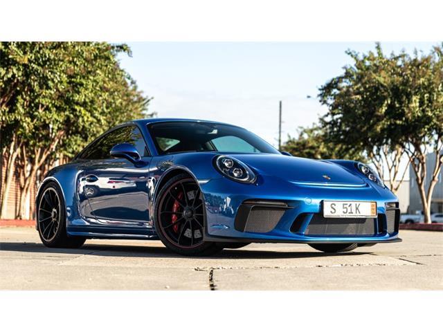 2018 Porsche 911 (CC-1533782) for sale in Houston, Texas