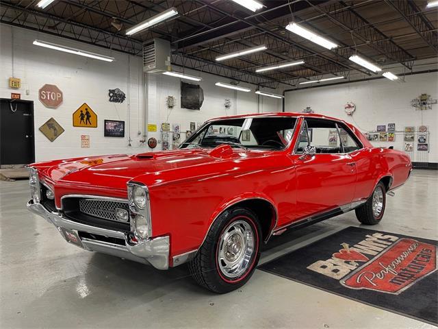 1967 Pontiac GTO (CC-1533785) for sale in Glen Burnie, Maryland