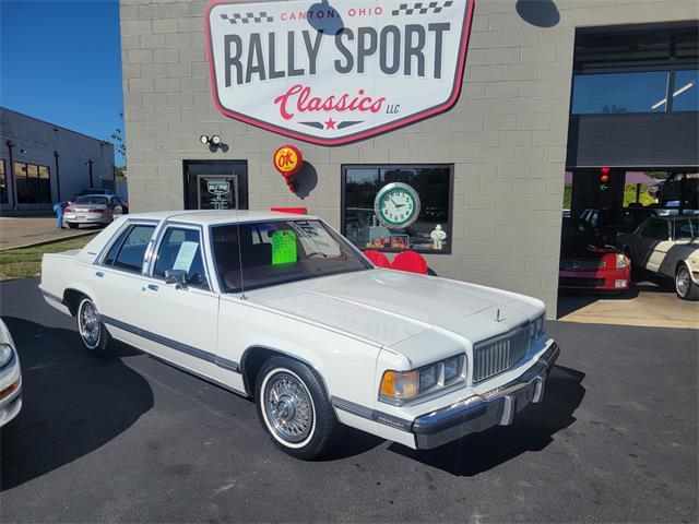 1989 Mercury Grand Marquis (CC-1533786) for sale in Canton, Ohio