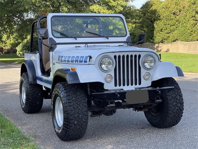 1984 Jeep CJ7 (CC-1533788) for sale in southampton, New York