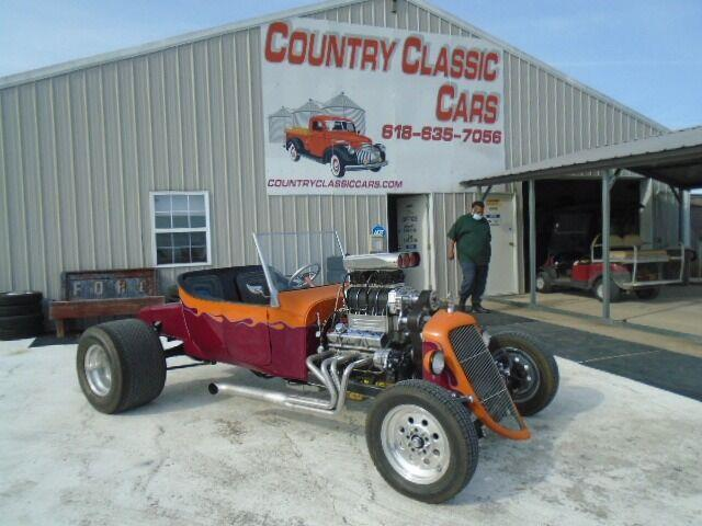 1923 Ford T Bucket (CC-1530379) for sale in Staunton, Illinois