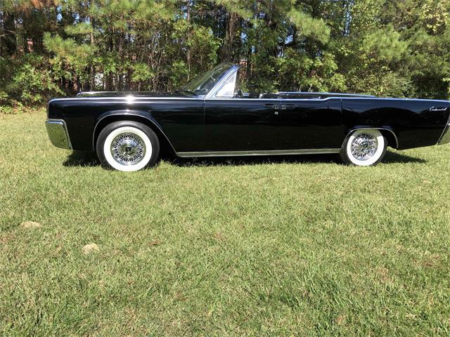 1961 Lincoln Continental (CC-1533800) for sale in Morrisville, North Carolina