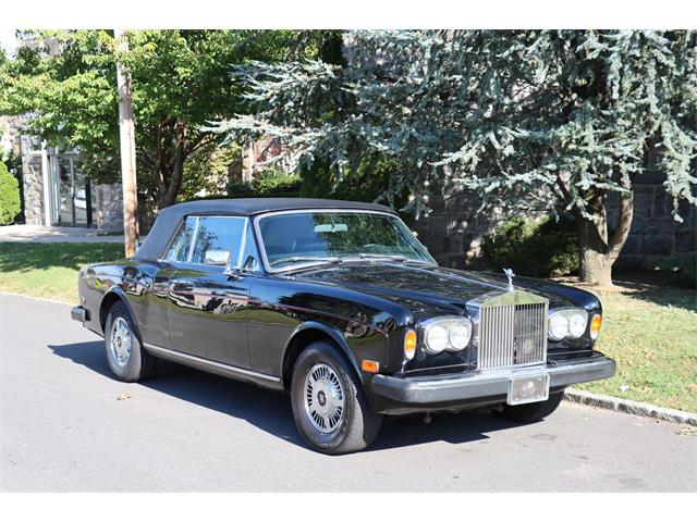 1982 Rolls-Royce Corniche (CC-1533820) for sale in ASTORIA, New York