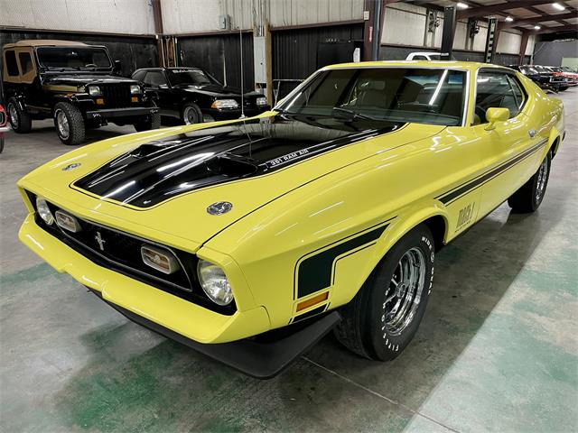 1972 Ford Mustang (CC-1533822) for sale in Sherman, Texas
