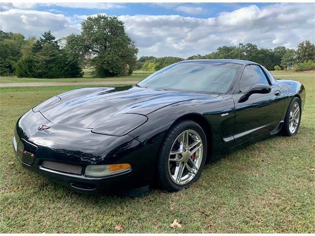 2001 Chevrolet Corvette Z06 (CC-1533823) for sale in Denison, Texas