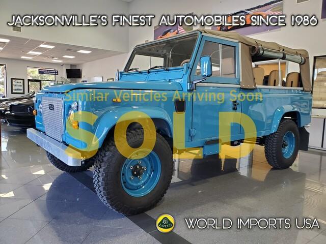 1993 Land Rover Defender (CC-1533824) for sale in Jacksonville, Florida
