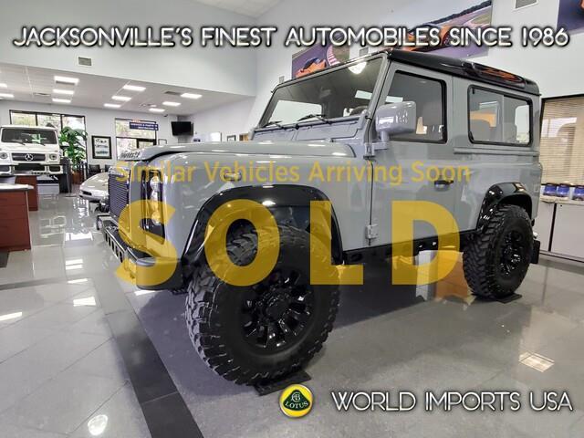 1994 Land Rover Defender (CC-1533825) for sale in Jacksonville, Florida